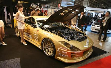 2007 Tokyo Auto Salon: Top Secret Supra