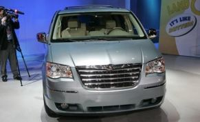 2008 Chrysler Minivans