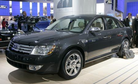 Certified Used Toyota >> 2008 Ford Five Hundred
