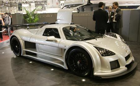 2008 Gumpert Apollo Sport