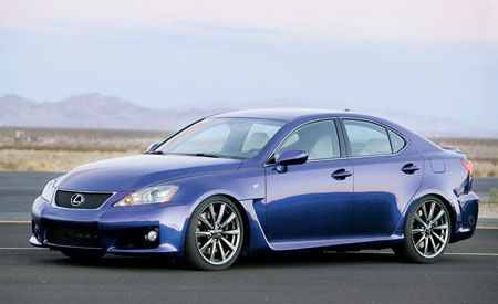 2008 Lexus IS-F