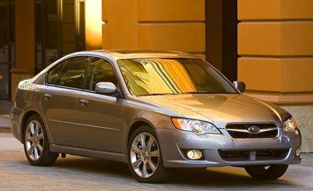 2008 Subaru Legacy 3.0 R