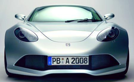 2009 Artega GT by Fisker