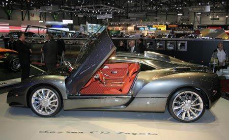 2009 Spyker C12 Zagato