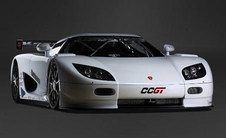 Koenigsegg CCGT and CCXR