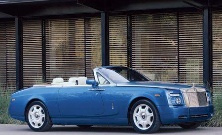 New: Rolls-Royce Phantom Drophead Coupe
