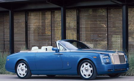 New: Rolls-Royce Phantom Drophead Coupe