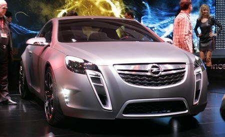 Opel Gtc Concept