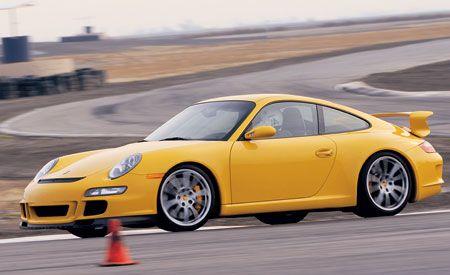 2007 Porsche 911 GT3
