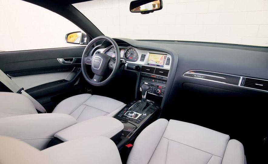 2007 Audi S6, BMW M5, and Mercedes-Benz E63 AMG - Slide 9