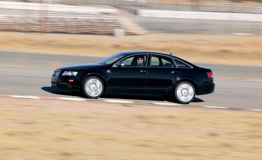 2007 Audi S6, BMW M5, and Mercedes-Benz E63 AMG - Slide 6