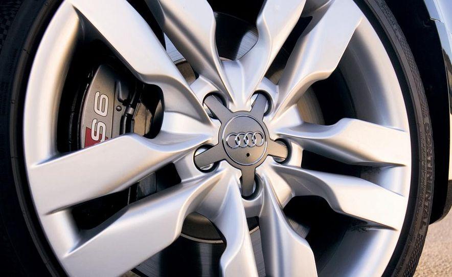 2007 Audi S6, BMW M5, and Mercedes-Benz E63 AMG - Slide 8