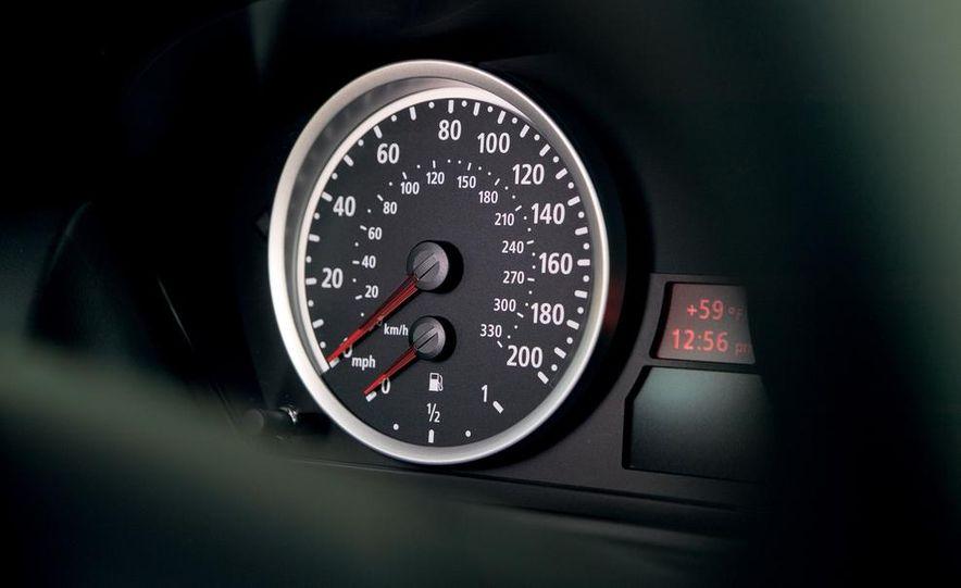 2007 Audi S6, BMW M5, and Mercedes-Benz E63 AMG - Slide 14