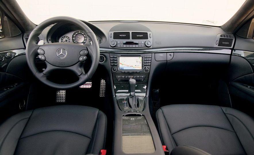 2007 Audi S6, BMW M5, and Mercedes-Benz E63 AMG - Slide 18