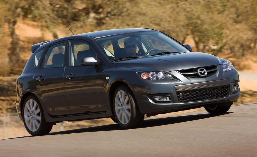 2007 Mazdaspeed 3  Feature  Features  Car and Driver