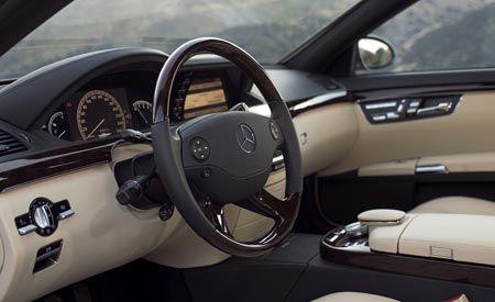 2007 Mercedes-Benz S550 4MATIC