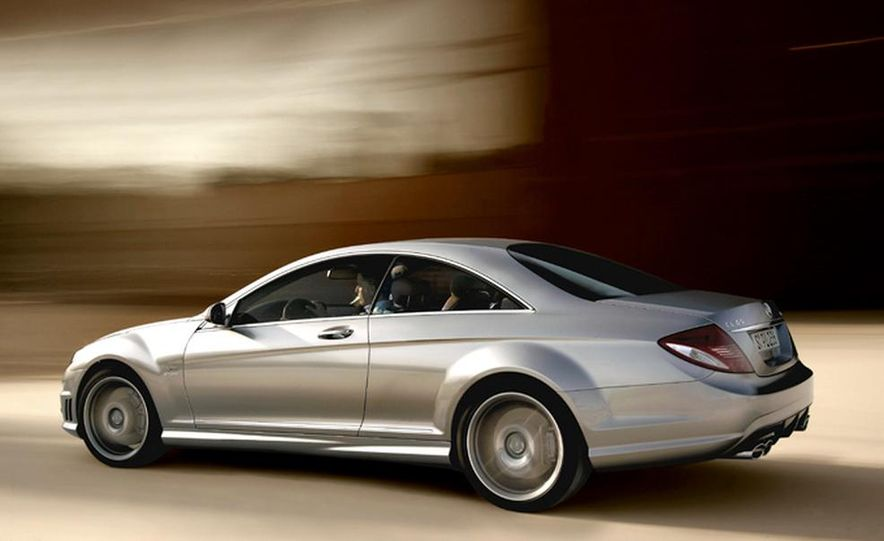 2008 Mercedes-Benz CL65 AMG 40th Anniversary Edition - Slide 3