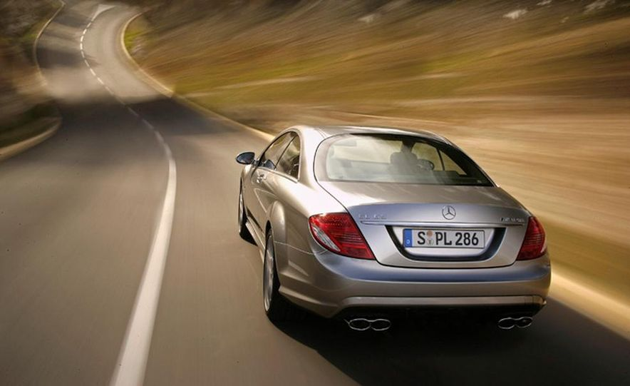 2008 Mercedes-Benz CL65 AMG 40th Anniversary Edition - Slide 4