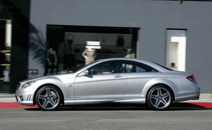 2008 Mercedes-Benz CL65 AMG 40th Anniversary Edition - Slide 7