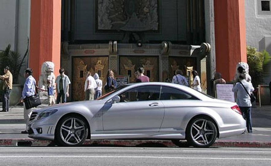 2008 Mercedes-Benz CL65 AMG 40th Anniversary Edition - Slide 14