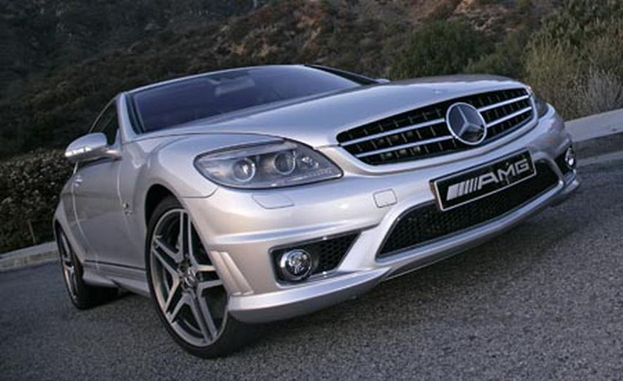 2008 Mercedes-Benz CL65 AMG 40th Anniversary Edition - Slide 15