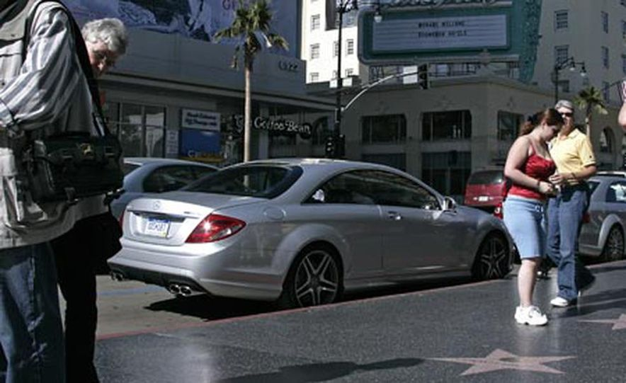 2008 Mercedes-Benz CL65 AMG 40th Anniversary Edition - Slide 18