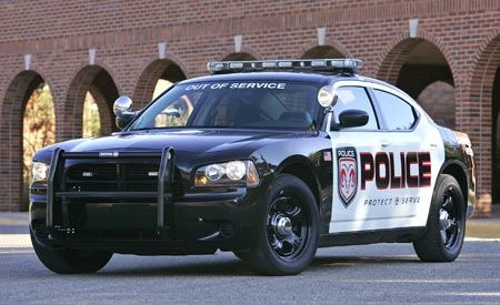 2006 Dodge Charger Police Package