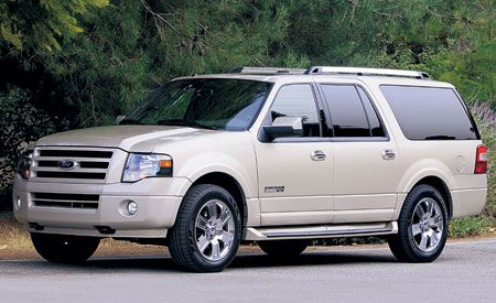 2007 Ford Expedition EL Limited 4X4