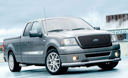 2007 Ford F-150 FX2 Sport Extreme