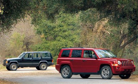 jeep patriot reviews jeep patriot price photos and. Black Bedroom Furniture Sets. Home Design Ideas