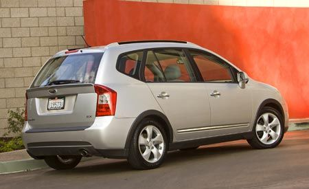 2007 Kia Rondo EX V-6