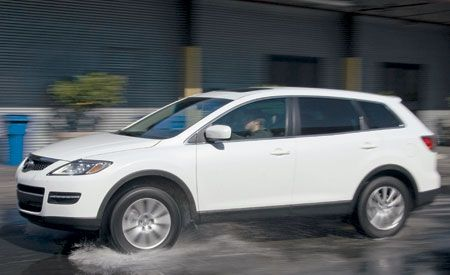 2013 Mazda CX-9 AWD Test | Review | Car and Driver