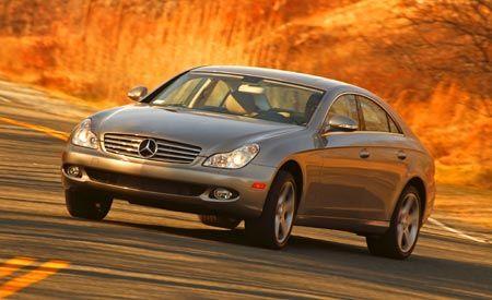 2007 Mercedes-Benz CLS550