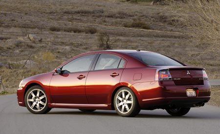 Mitsubishi Galant Ralliart Photo S Original on 2008 Mitsubishi Galant