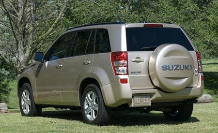 2007 Suzuki Grand Vitara 4WD Luxury