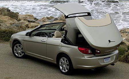 2008 Chrysler Sebring Convertible