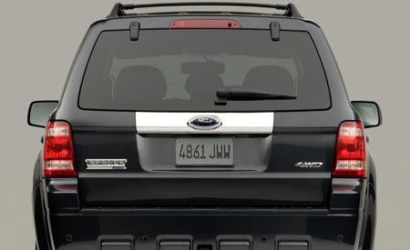 2008 Ford Escape Limited V-6 4WD
