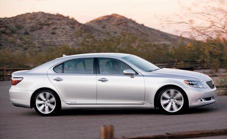 2008 Lexus LS600hL