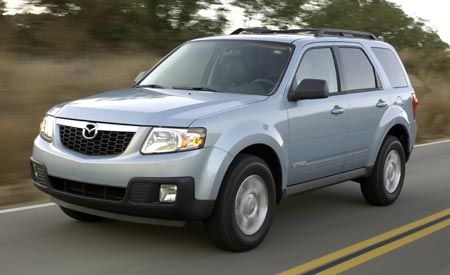 2008 mazda tribute s touring. Black Bedroom Furniture Sets. Home Design Ideas
