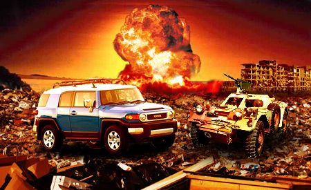 10 Vehicles for the Apocalypse