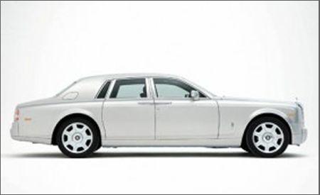 2007 Rolls-Royce Phantom Silver