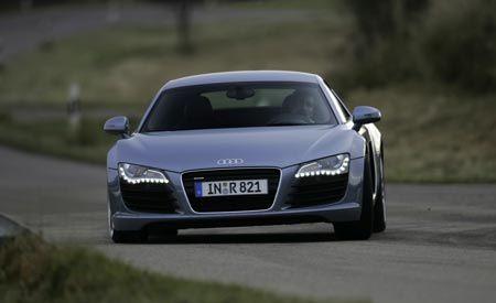 2008 Audi R8: Drive 'em if you can get 'em.