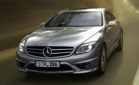 2008 Mercedes-Benz CL65 AMG 40th Anniversary Edition