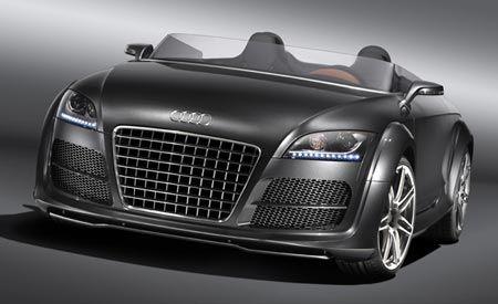 Audi TT Clubsport Concept