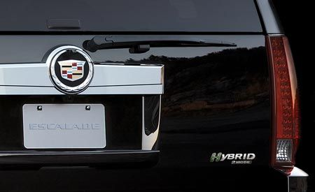 Cadillac Contemplating an All-Hybrid Lineup