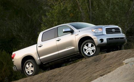 Discounts Offered on Toyota Tundra Pickups
