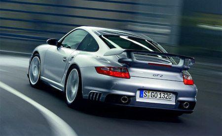 Porsche's Sales Flat, Profits Fat