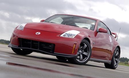Pricing Announced for 2007 Nissan NISMO 350Z