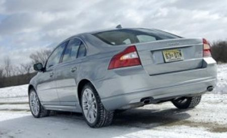 Volvo S80 to Get Turbocharged Inline-Six