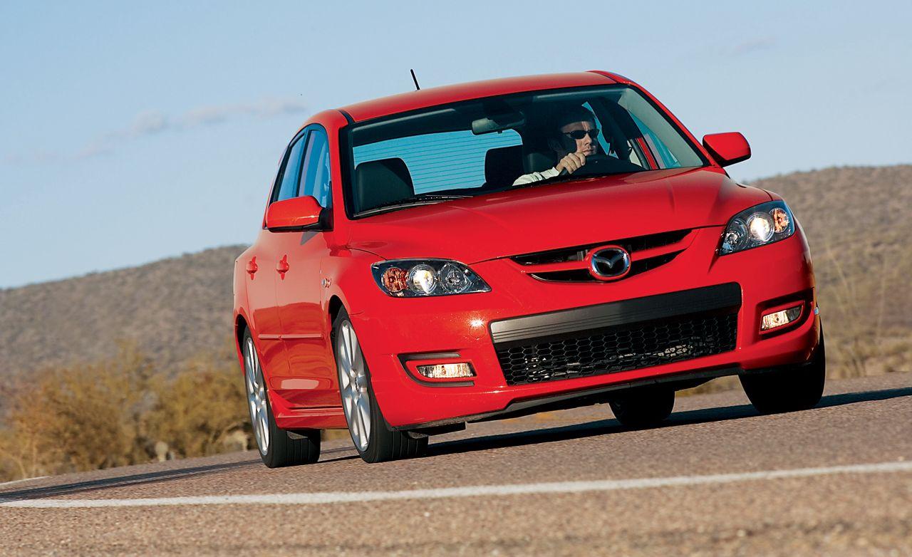 2007 Mazdaspeed 3 GT